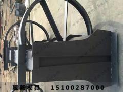 高速隔离墩模具尺寸齐全腾毅高速隔离墩模具使用方便