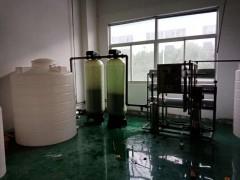 湖州建材行业超纯水设备, 湖州新材料纯水设备
