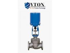 进口智能型电动调节阀选型介绍/美国威盾VTON品牌