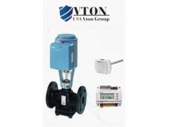 进口比例积分电动调节阀选型介绍/美国威盾VTON品牌