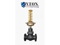 进口自力式调节阀选型介绍/美国威盾VTON品牌