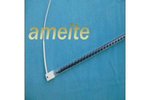 中波碳纤维进口碳丝石英玻璃加热管|安美特造优质质量灯管