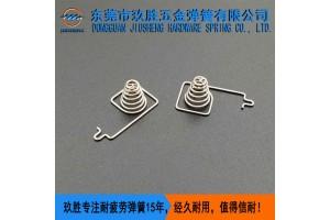 深圳电池弹簧生产厂家,电池弹簧来料加工,电池弹簧制造厂
