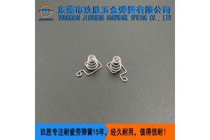 东莞电池弹簧生产厂家,电器电池弹簧定制,玩具电池弹簧生产