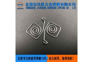 常平电池弹簧生产厂家专业生产玩具弹簧遥控器弹簧、电池弹簧定制