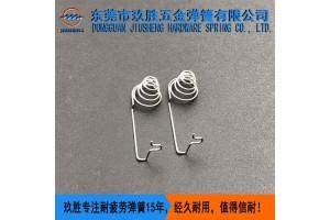 镀镍电池弹簧定做企业,遥控器弹簧配套供应,常平电池弹簧供应商