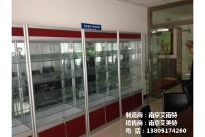 南京玻璃展柜|南京货架