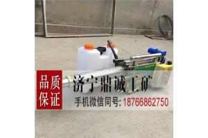 江西南昌电启动汽油脉冲式大棚弥雾机 手提便携式果园打药机
