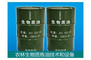 秸秆炼油生物质液化燃油--技术和设备