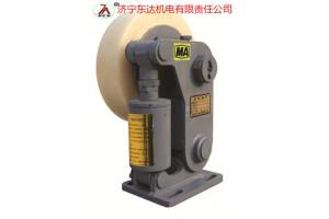 L30/LS30矿用叠簧缓冲式滚轮罐耳 罐笼罐耳