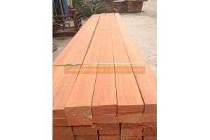 西安红梢木识别红梢木户外地板