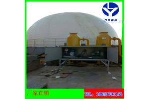 陕西200立方双模气柜300立方沼气储气柜型号齐全及安装