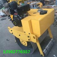 70公分手扶式大单轮压路机使用特点