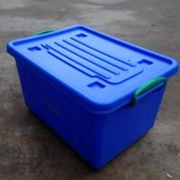 广州乔丰塑料带盖周转箱乔丰塑料周转箱厂家