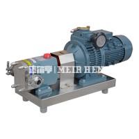 3A不锈钢转子泵 高粘度食品级转子泵 耐腐蚀化工转子泵