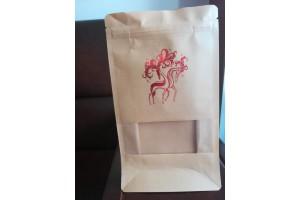 【个性新款】开窗干果自立包装袋设计火爆辣白菜铝箔包装袋厂家