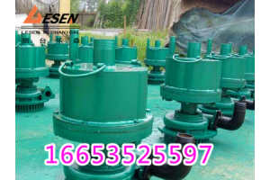 FWQB30-70风动潜水泵现货,矿用风动潜水泵安全靠得住