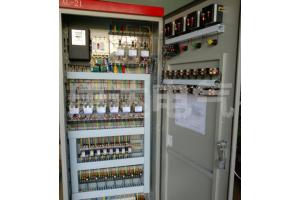 日照照明配电箱控制柜接线图
