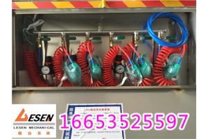 礦井壓風自救裝置這里型號齊全,壓風自救器施救器廠家