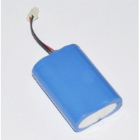 太阳能磷酸铁锂3.7V一体化路灯桃子款专用锂电池