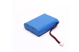 广东批发18650电池2600mah LED灯太阳能电池组