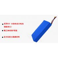 48V 锂电池 20AH 平衡车 电动车 动力电池组