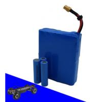 18650 滑板车锂电池组 3C放电 动力电池组 批发商