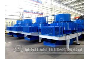 河卵石制砂机的配置决定价格MHM71