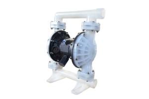 環保廢水處理專用QBY氣動隔膜泵