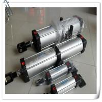 气动挡车梁气缸φ63*200 气动卧闸气缸