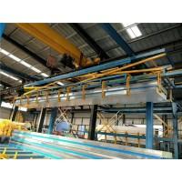 彩板码垛机让传统彩钢复合板行业迎接新机遇