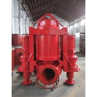 河道排泥泵、湿地改造排淤泵、人工湖开采抽浆泵