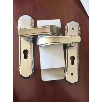 供应揭阳三鹏不锈钢室内锁室内机械门锁套装门锁装饰五金锁具