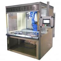 塑料焊接机械手-超声波塑料焊接机械手
