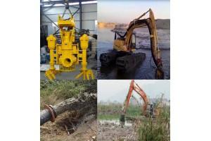 港口码头挖机清沙泵_极度耐磨挖机吸沙泵_挖沙泵
