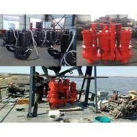 电动6寸沙浆泵\潜水抽泥泵\清理港口砂石泵