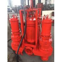 井底淤泥排沙泵-安全搅拌抽沙泵-沉淀污泥抽浆泵