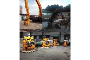 大型挖机抽沙泵-大产量挖机沙浆泵-抽取大块泥砂泵