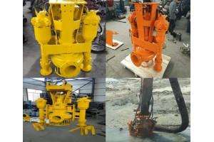 机动灵活挖机采沙泵,博联厂家生产挖机抽沙泵