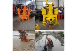 大量生产挖机泥沙泵_搅拌挖机河沙泵_高硬度泥砂克星