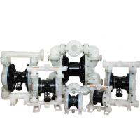 樟树防腐蚀塑料气动隔膜泵 生产厂家化工气动泵